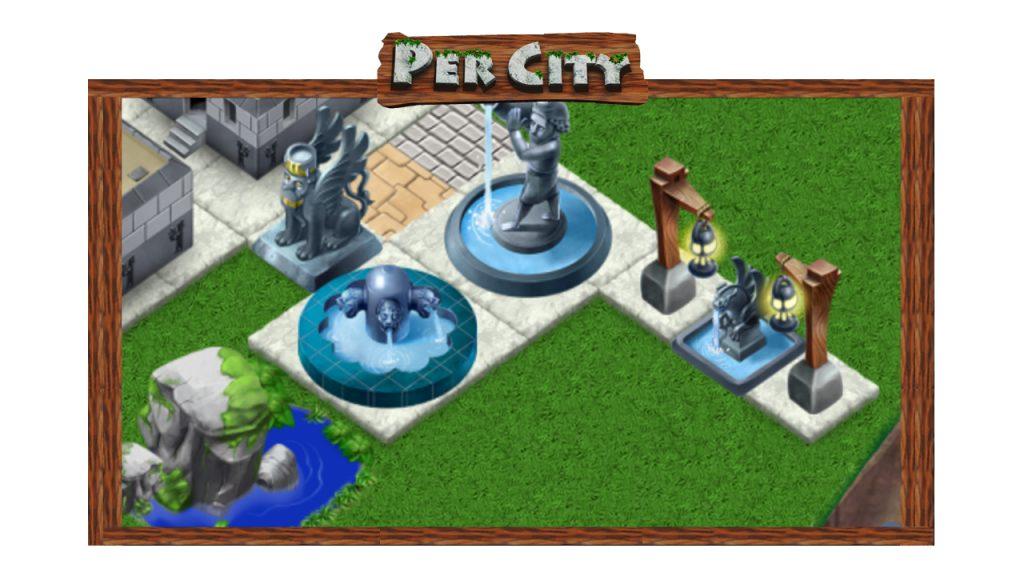تزیینات جدید با انیمیشن به بازی اضافه شده اند!